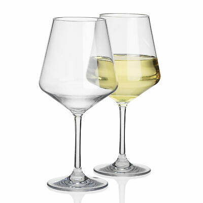 Savoy Polycarbonate Wine Goblets 450ml - Pack of 2 - Plastic Wine Glasses