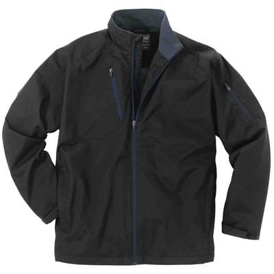 Rivers End Fleece-Lined Jacket Black - Mens  - Size