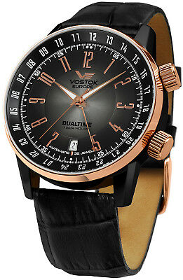 Vostok Europe GAZ 14 Limousine Automatic Men's Watch 5603061