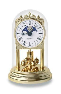 Haller 1_173-487_008 - Table Clock - Anniversary Clock - New