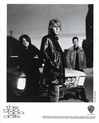 Goo Goo Dolls-Original Photo-Portrait-Warner Bros.