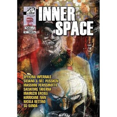 Inner Space Complete Series 1,2,3,4 Mort Todd,Maurizio Hercules In Your Face