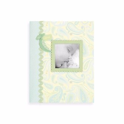Anna Griffin JACK Baby Memory Book Record Milestones of Baby's First Five Years