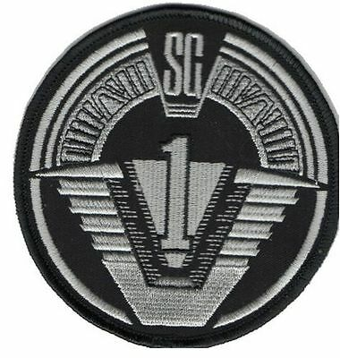 Stargate SG1 ecusson brodé équipe SG1 2nd version stargate SG1 team patch