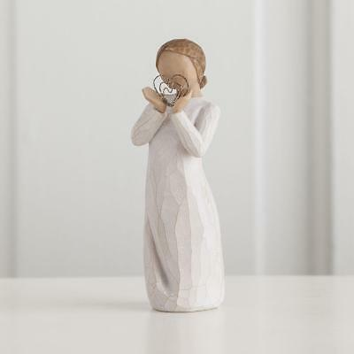 Willow Tree® by Susan Lordi 27440 LOTS OF LOVE Resin Figurine, New in Gift Box