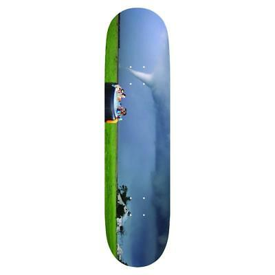 """Alltimers Skateboard Deck Chilling in Disasters Tornado 8.1"""" RRP $139 FREE POST"""