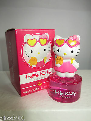 👻 SANRIO / HELLO KITTY - Beach Time in Hawaii mit Box  8ml EdT