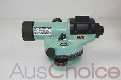 Bear B-32 32x Professional Automatic Optical Level - CALIBRATED