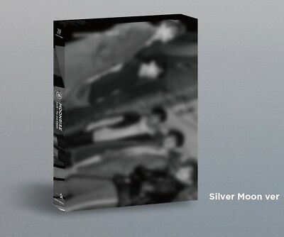 DAY6 - MOONRISE (Vol.2) [Silver Moon ver.] CD+Photobook+2Photocards+Poster