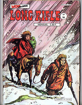 #  LONG RIFLE n°10 ¤ 1978 MON JOURNAL