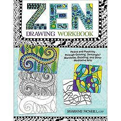 Zen Drawing Workbook - Design Originals