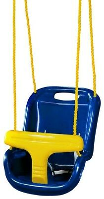 High Back Infant Swing Outdoor Playset Accessory Kid Toddler Yard Heavy Duty NEW