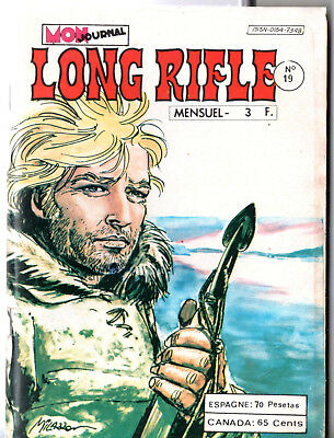 #  LONG RIFLE n°19 ¤ 1979 MON JOURNAL