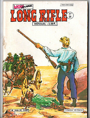 #  LONG RIFLE n°31 ¤ 1980 MON JOURNAL