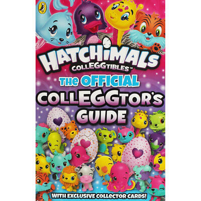 Hatchimals Colleggtors Guide by Jenne Simon (Paperback), Children's Books, New