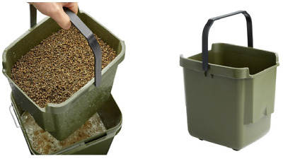 Trakker Pureflo Bait Filter System - with or without 17L Bucket