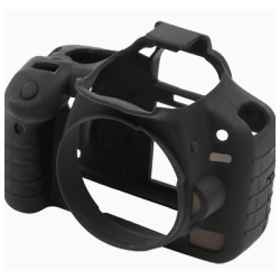 Walimex easyCover for Canon 7D Silicone Black camera housing 16940