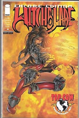 Witchblade Encore Edition #2 Variant (Nm) Top Cow Comics, American Entertainment