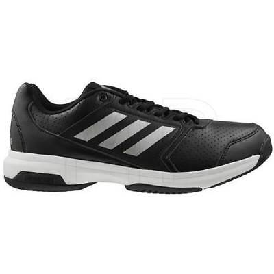 meet 19a5e c6970 Nib Men Adidas By9083 Adizero Attack Tennis Black gray wt Shoes Select Size   80