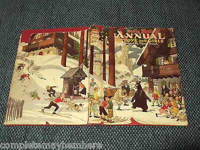 Daily Mail Annual Book Boys and Girls  circa 1948 stories for children