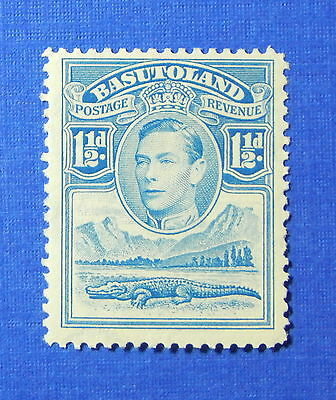 1938 BASUTOLAND 1 1/2d SCOTT# 20 S.G.# 20 UNUSED                         CS20029
