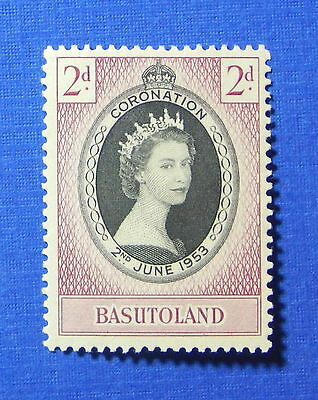 1953 BASUTOLAND 2d SCOTT# 45 S.G.# 42 UNUSED                             CS20070