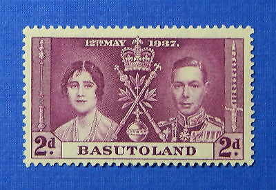 1937 BASUTOLAND 2d SCOTT# 16 S.G.# 16 UNUSED                             CS20014