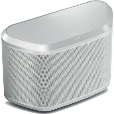 Yamaha WX-030 Wi-Fi-Enabled Streaming Speaker (White)