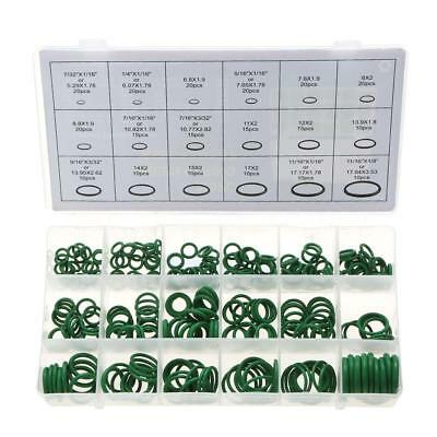 270X Assortment Kit Car HNBR A/C System Air Conditioning O Ring Seals Set N0E1