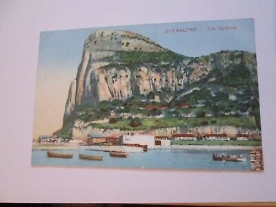 Postcard of Gibraltar, The Galleries (Unposted)