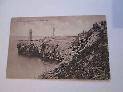 Postcard of The Europa Lighthouse, Gibraltar (Unposted)