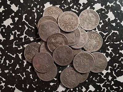 1857 East Indies 1/10 Gulden Silver! (23 Available) Circulated (1 Coin Only)