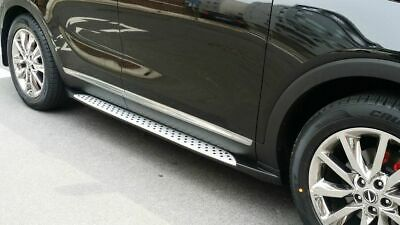 For Kia Sorento 2015+ Side Steps Running Boards Set - Tomato A&P