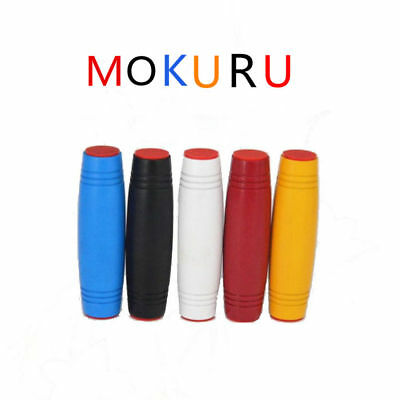 Mokuru Wood Desk Toy Fidget Stick Anxiety Release Flip Stick Spinner 4 Colors