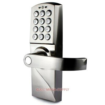 New Digital Password Door Lock For Home/ Office Use With 3 Keys Right Handed