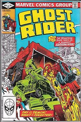 Ghost Rider #69 (Vf/nm) Bronze Age