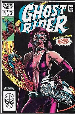 Ghost Rider #75 (Vf/nm) Bronze Age