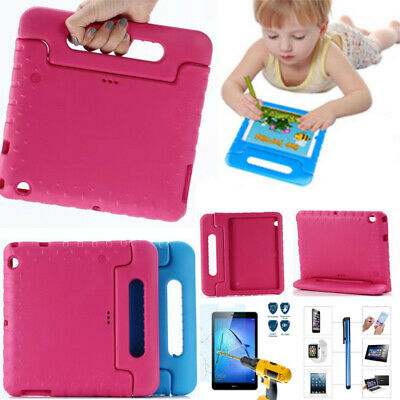 Tough Kids EVA Shockproof Foam Stand Case Cover For Huawei MediaPad Tablet