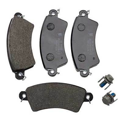 Vauxhall Corsa Active 1.3 Diesel Eicher Front Brake Kit 2x Disc 1x Pad Set
