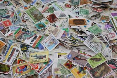 British Commonwealth Stamps Off Paper