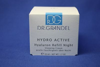 dr grandel hydro active hyaluron refill creme 50ml pzn. Black Bedroom Furniture Sets. Home Design Ideas