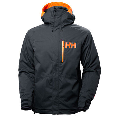 Helly Hansen Mens Vestland Ski Snowoard Insulated Jacket 27% OFF RRP