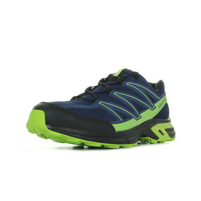Chaussures Salomon homme Wings Access 2 Running taille Bleu marine Bleue