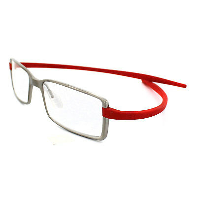 Tag Heuer Glasses Frames Reflex 2 3703 004 Pure Frame Red Temples