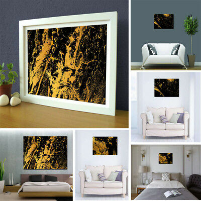 Unframed Art Modern Abstract Canvas Oil Painting Picture Print Home Wall Decor