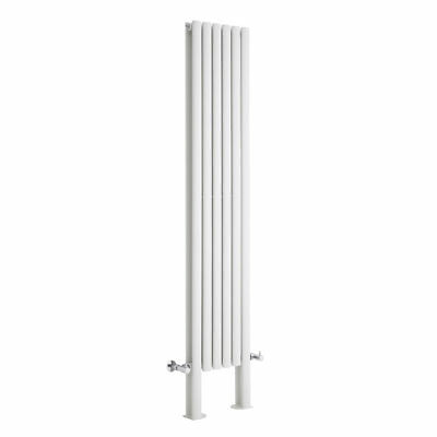 radiateur chauffage central design vertical blanc 160 x 35cm 1164w savy eur 159 00 picclick fr. Black Bedroom Furniture Sets. Home Design Ideas
