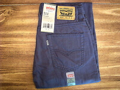 Levi's 514 Youth/Child Size 16 Reg (28x28) New Kids Jeans/Pants/Clothing