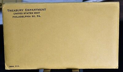 1963 U.S. Mint Proof Set - Sealed Unopened