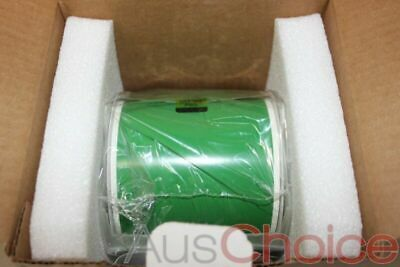 "BRADY GlobalMark Vinyl Label Tape Roll Cartridge 4in x 100ft GREEN 4"" - New"