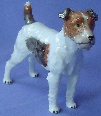 Dresden Fox Terrier Jack Russell Parsons Dog Germany 6""